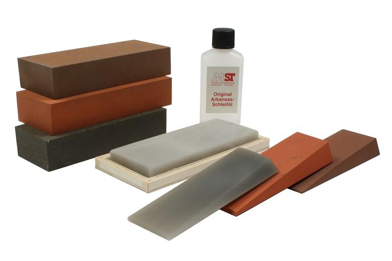 komplett set f r messer scheren und werkzeug. Black Bedroom Furniture Sets. Home Design Ideas